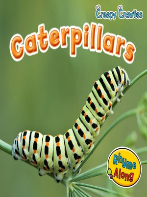 cover image of Caterpillars