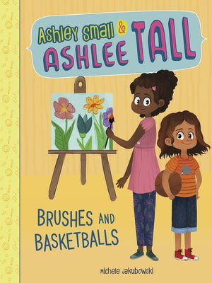 cover image of Brushes and Basketballs