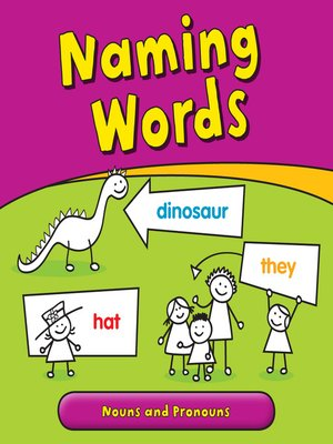 cover image of Naming Words