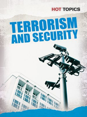 cover image of Terrorism and Security