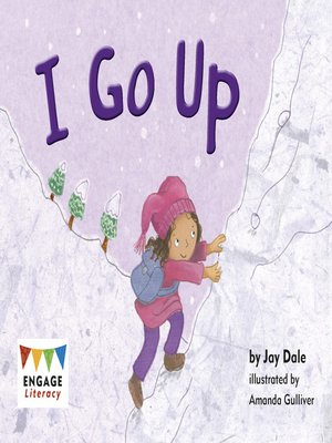 cover image of I Go Up