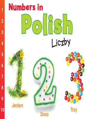 cover image of Numbers in Polish