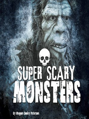cover image of Super Scary Monsters