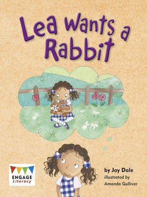 cover image of Lea Wants a Rabbit