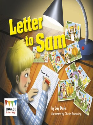 cover image of Letter to Sam