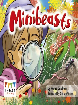 cover image of Minibeasts