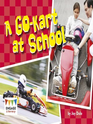 cover image of A Go-kart at School