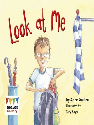 cover image of Look at Me