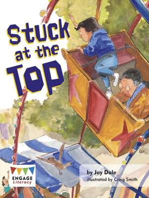 cover image of Stuck at the Top