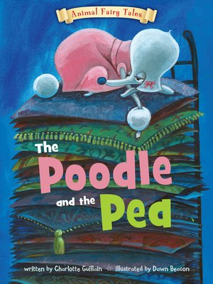 cover image of The Poodle and the Pea