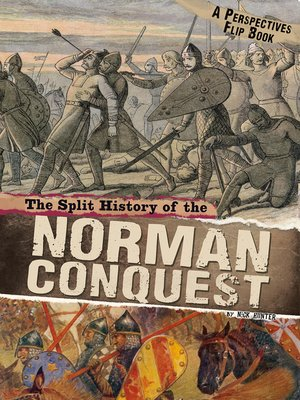 cover image of The Split History of the Norman Conquest