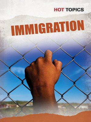 cover image of Immigration