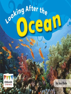 cover image of Looking After the Ocean