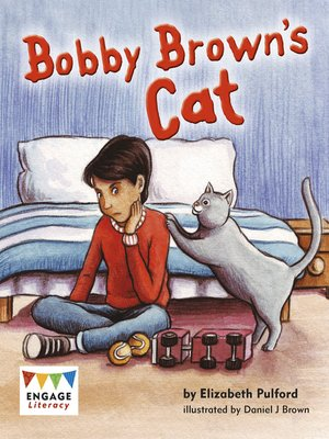 cover image of Bobby Brown's Cat