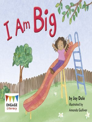 cover image of I Am Big