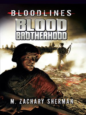 cover image of Blood Brotherhood