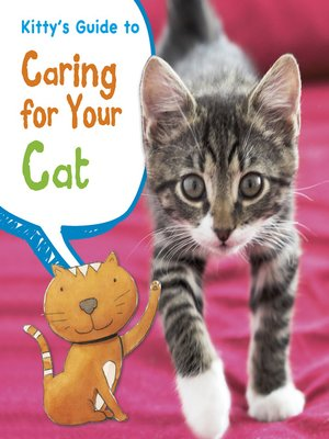 cover image of Kitty's Guide to Caring for Your Cat