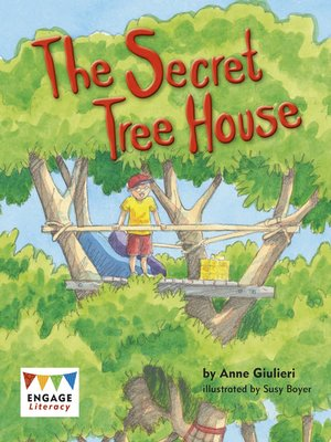 cover image of The Secret Tree House