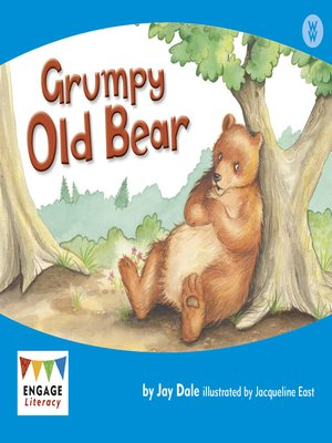 cover image of Grumpy Old Bear