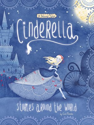 cover image of Cinderella Stories Around the World