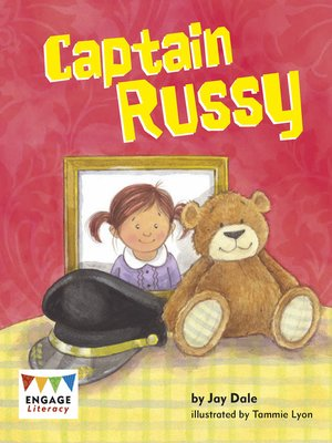 cover image of Captain Russy