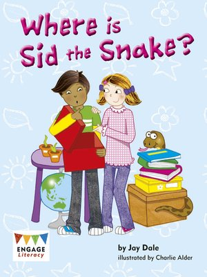 cover image of Where is Sid the Snake?