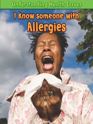cover image of I Know Someone with Allergies