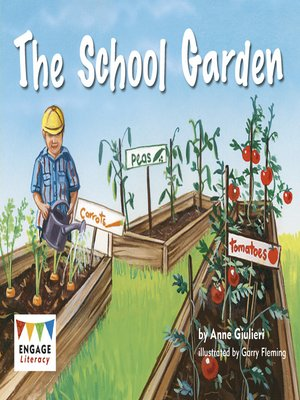 cover image of The School Garden