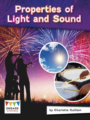 cover image of Properties of Light and Sound