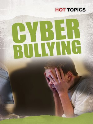 cover image of Cyber Bullying