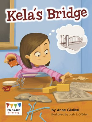 cover image of Kela's Bridge