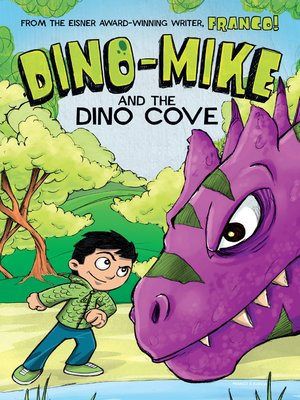 cover image of Dino-Mike and the Dinosaur Cove