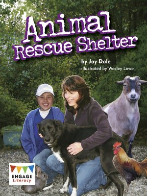cover image of Animal Rescue Shelter