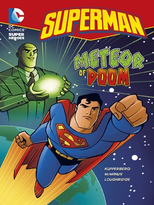 cover image of Meteor of Doom