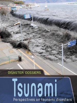 cover image of Tsunami