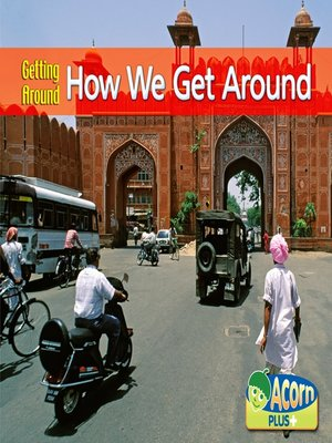 cover image of How We Get Around