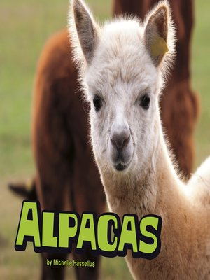 cover image of Alpacas