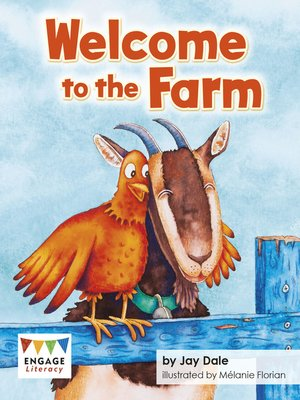 cover image of Welcome to the Farm