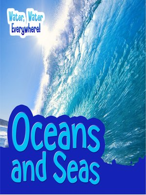 cover image of Oceans and Seas