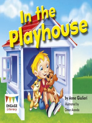 cover image of In the Playhouse