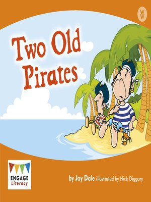 cover image of Two Old Pirates