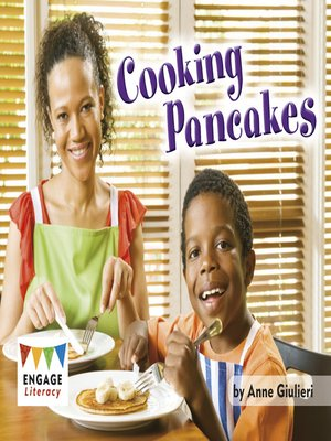 cover image of Cooking Pancakes