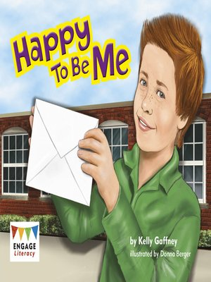 cover image of Happy To Be Me