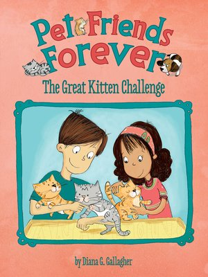 cover image of The Great Kitten Challenge