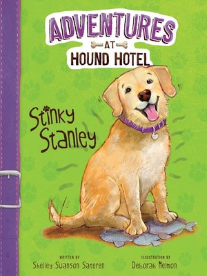 cover image of Stinky Stanley