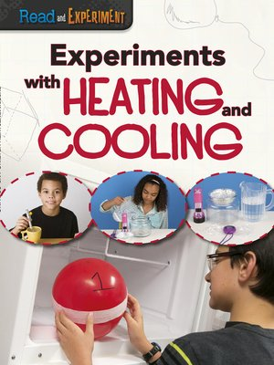cover image of Experiments with Heating and Cooling