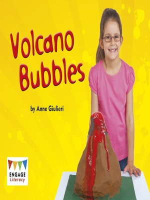 cover image of Volcano Bubbles