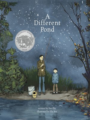 cover image of A Different Pond