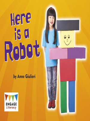 cover image of Here is a Robot