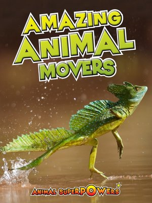 cover image of Amazing Animal Movers